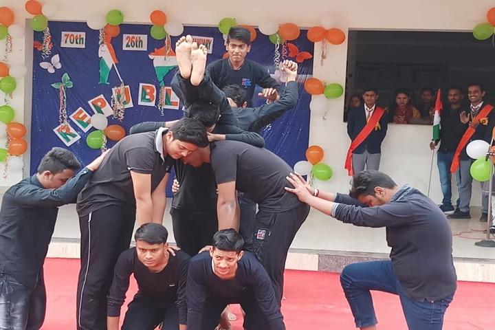 Vindhya Valley Public School-Republic Day Celebrations