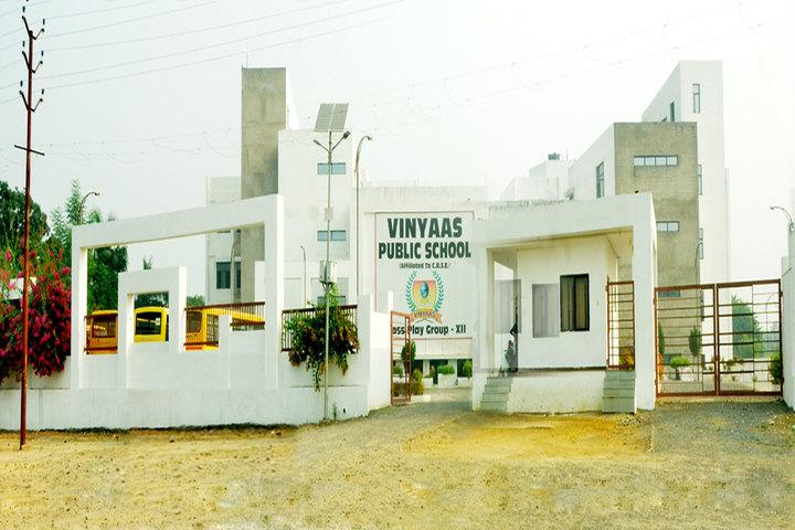 Vinyaas Public School-Campus View
