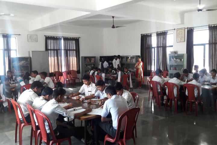 Vinyaas Public School-Library