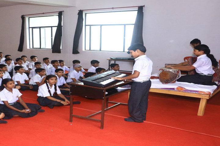 Vinyaas Public School-Music Room
