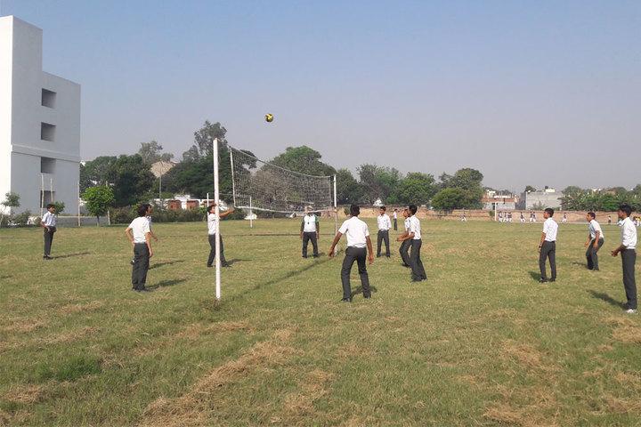 Vinyaas Public School-Play Ground