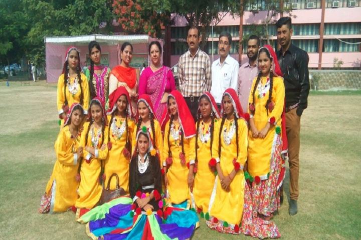 Government Model Senior Secondary School-Cultural Day