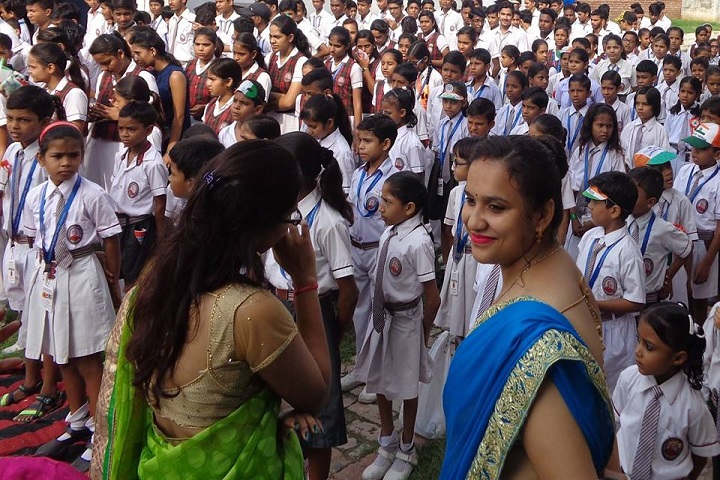 Vivekananda Shishu Mandir School-Assembly