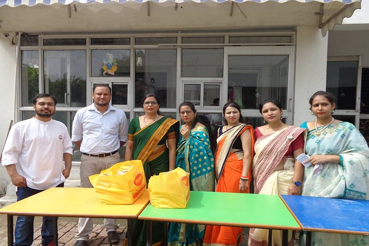 Vivekananda Shishu Mandir School-Faculty