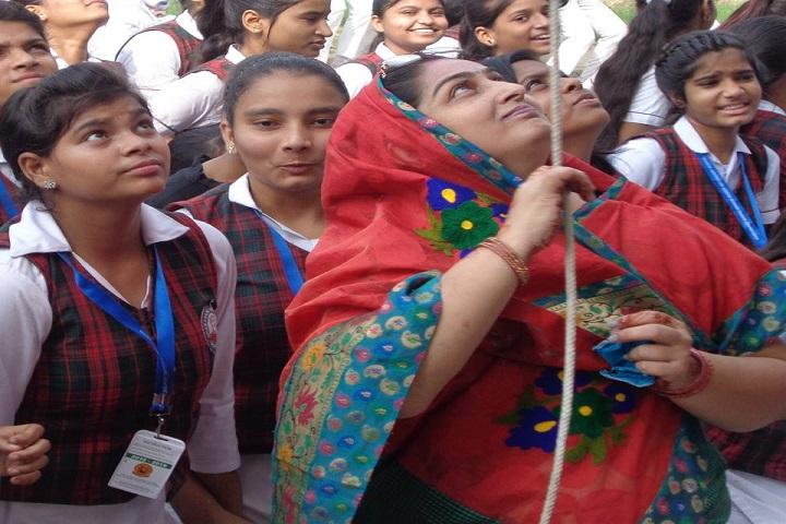 Vivekananda Shishu Mandir School-Flag Hosting