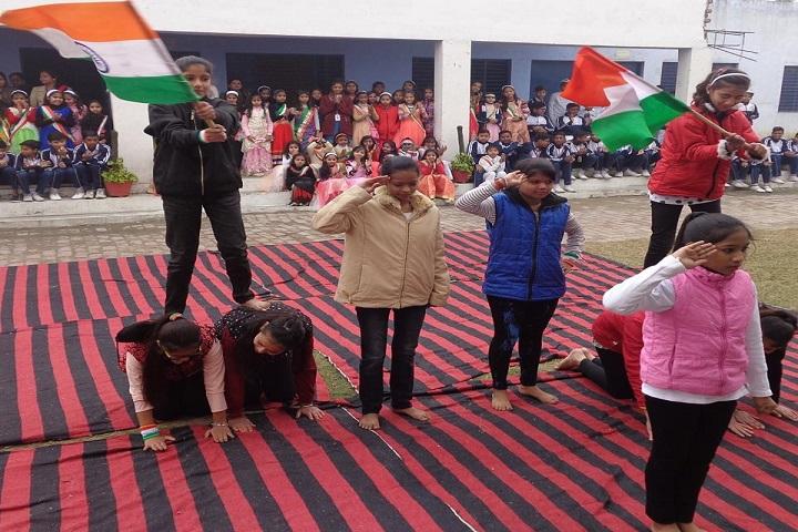 Vivekananda Shishu Mandir School-Patriotic Day