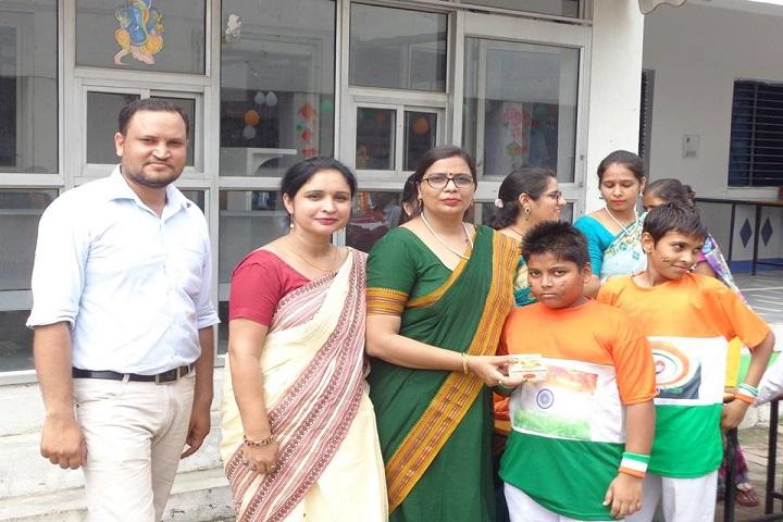 Vivekananda Shishu Mandir School-Prize Distribution
