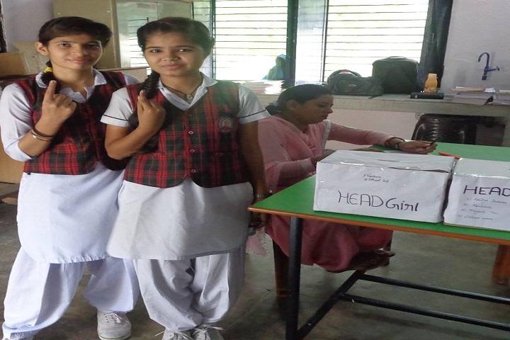 Vivekananda Shishu Mandir School-Voting