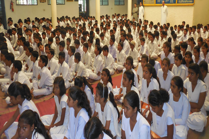 Vivekanand Senio Secondary School-Seminar