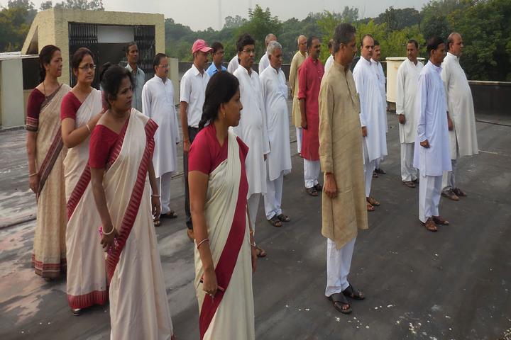 Vivekanand Senio Secondary School-Staff