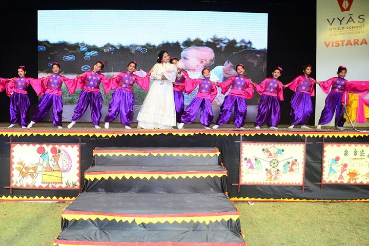 Vyas World School-Event