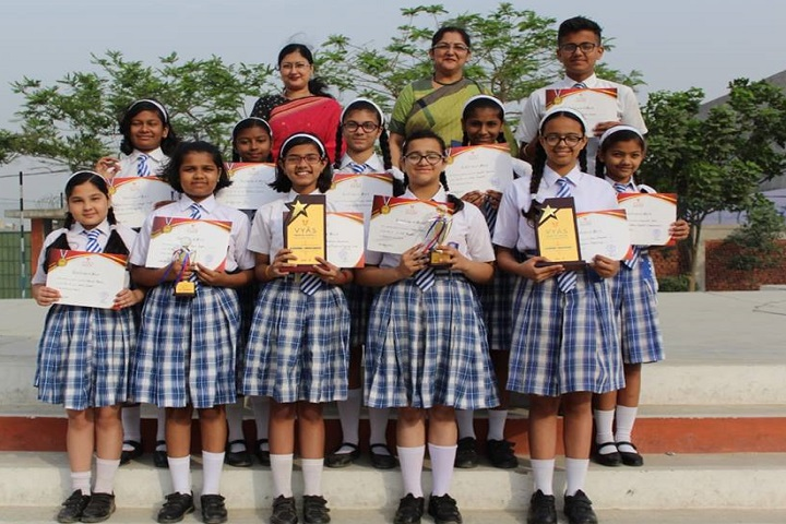 Vyas World School-trophies
