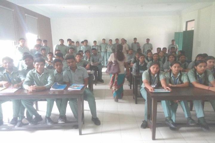 Walia Global Academy-Classroom