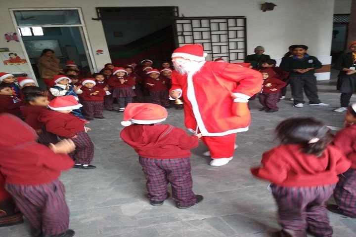 Welfare Mission International School-Christmas Celebrations