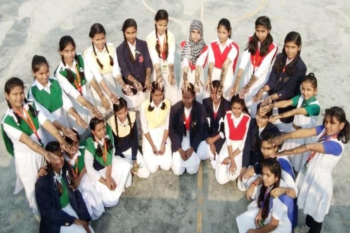 Westridge Hilton School -Mehandi Competition