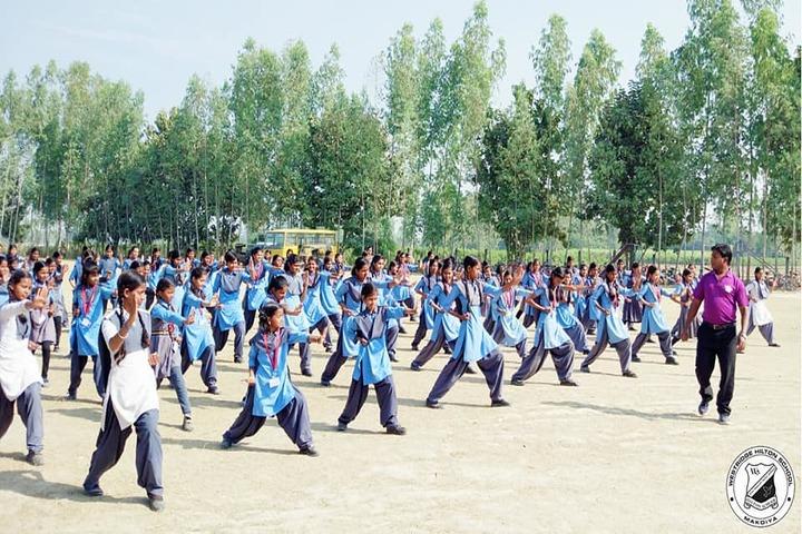 Westridge Hilton School -Physical Activity
