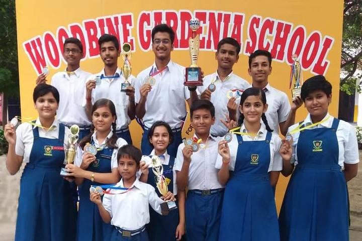 Woodbine Gardenia School-Achievements