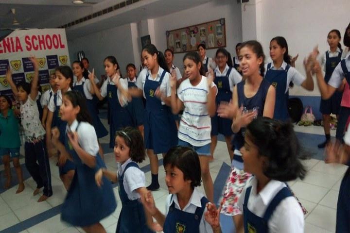 Woodbine Gardenia School-Dance