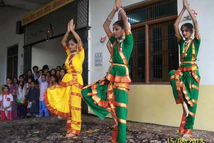 Y M Convent School-Classical Dance
