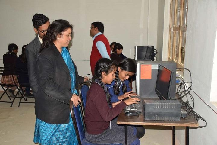 Y M Convent School-Computer labs