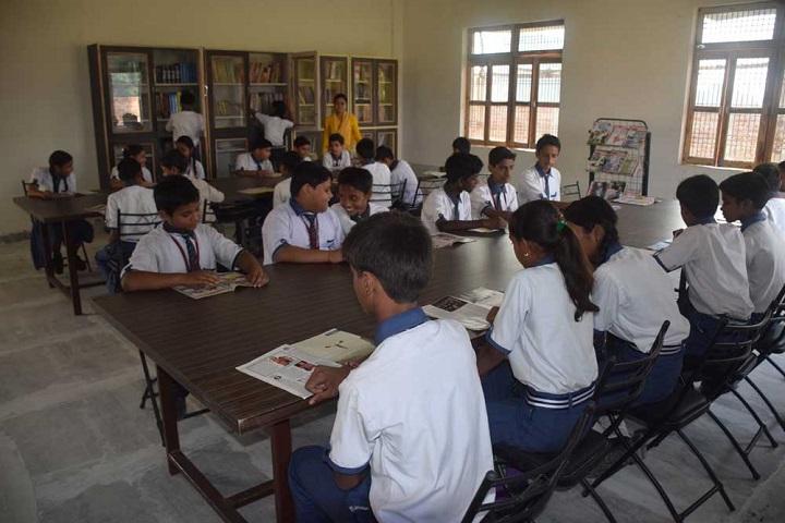 Y M Convent School-Library
