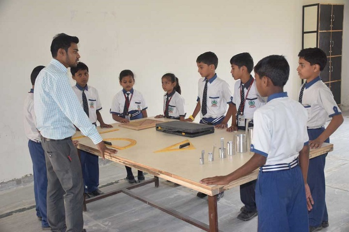 Y M Convent School-Practical Class