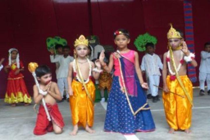 Yash Vidya Mandir-Fancy Dress