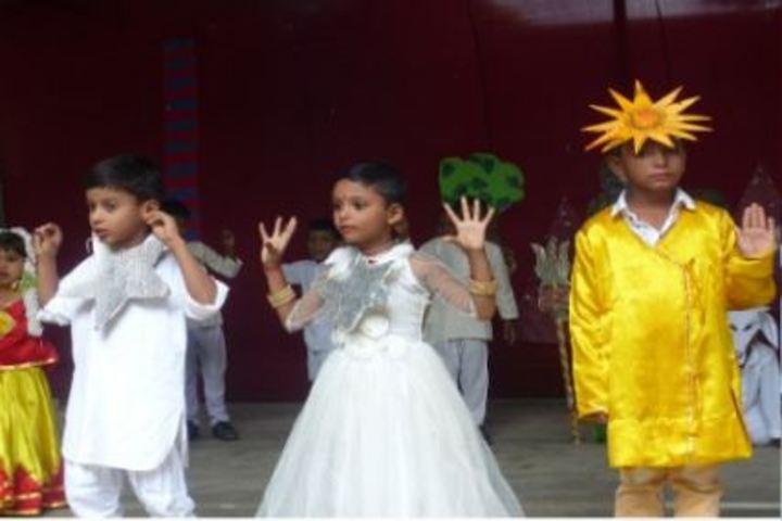 Yash Vidya Mandir-Kids Activity