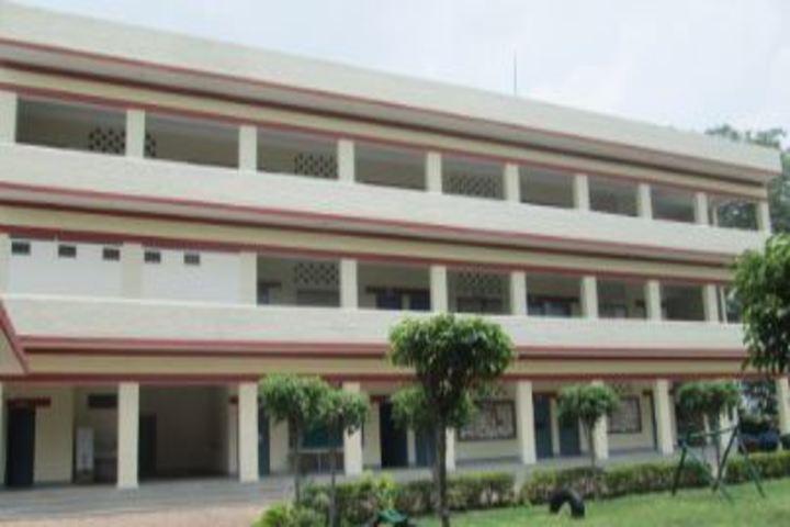 Yash Vidya Mandir-School Building