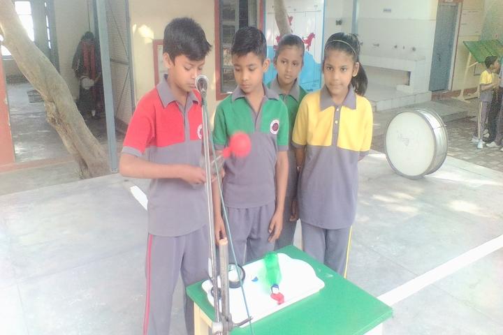 Yash Vidya Mandir-Science Activity