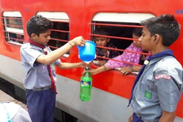 Yash Vidya Mandir-Social Service
