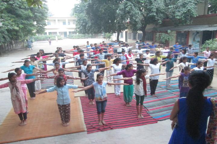 Yash Vidya Mandir-Yoga