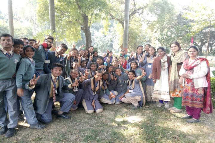 Ymca Centenary School-Class Picnic
