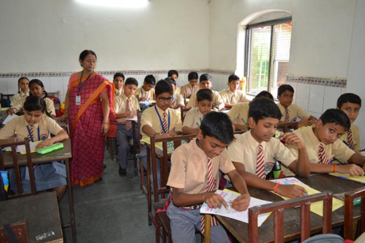 Ymca Centenary School-Class Room