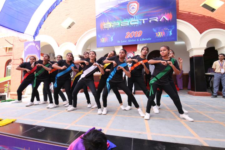 Ymca Centenary School-Dance