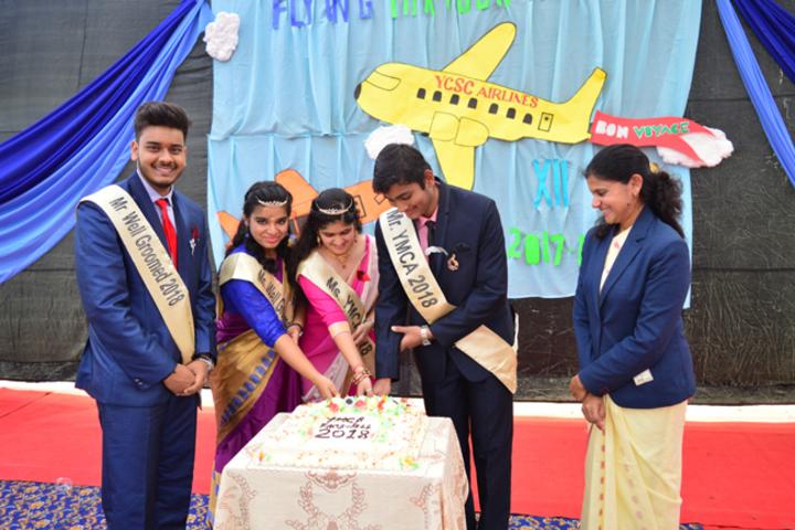 Ymca Centenary School-Farewell Party