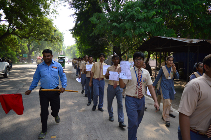 Ymca Centenary School-Rally