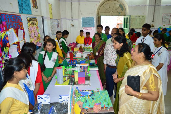 Ymca Centenary School-Science Exhibition