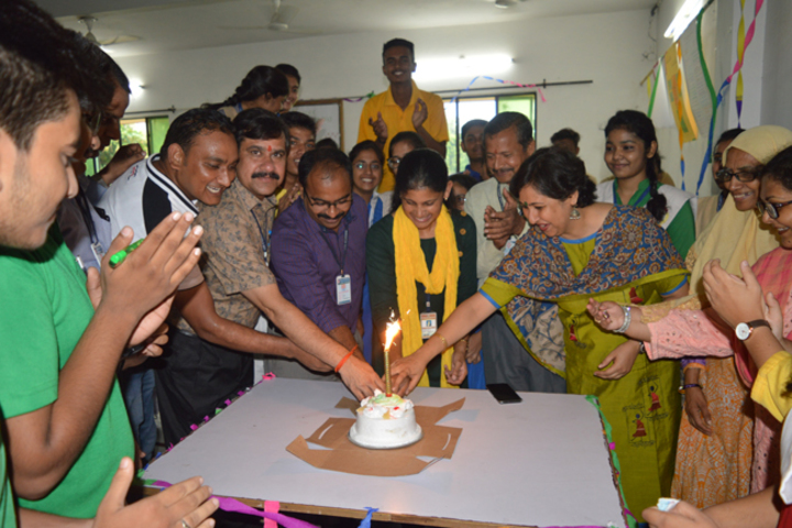 Ymca Centenary School-Teachers Day