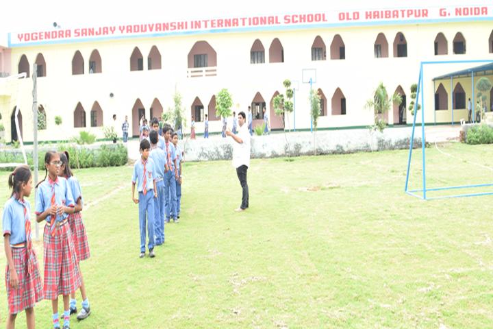 Yogendra Sanjay Yaduvanshi International School-PlayGround