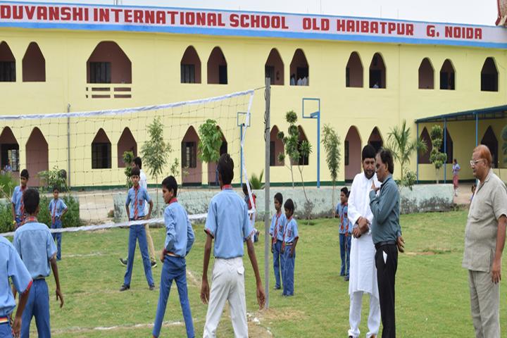 Yogendra Sanjay Yaduvanshi International School-Sports