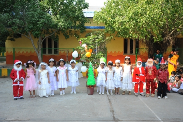 Gowtham Concept School-Christmas Carnival