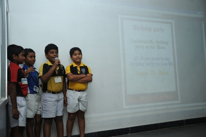 Gowtham Concept School-Event