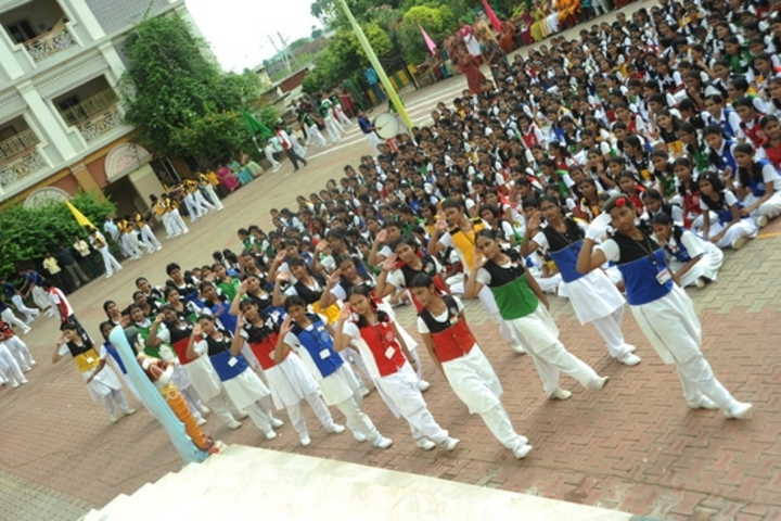 Gowtham Concept School-Sports Day