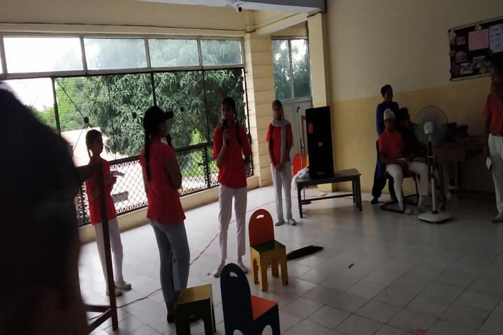 Guru Teg Bahadur Public School-Drama