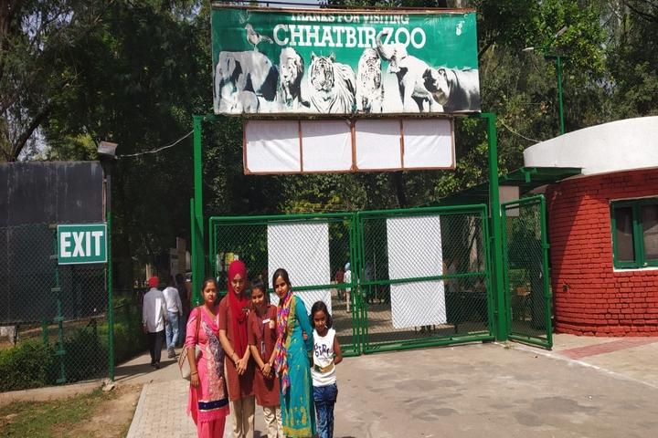Guru Teg Bahadur Public School-Educational Trip
