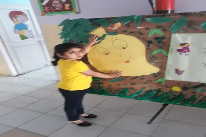 Guru Teg Bahadur Public School-Mango Day Celebrations