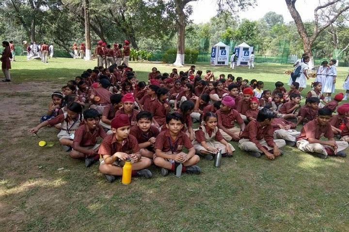 Guru Teg Bahadur Public School-School Ground