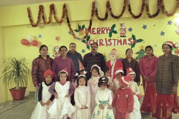 Youhe Public School-Christmas Celebrations