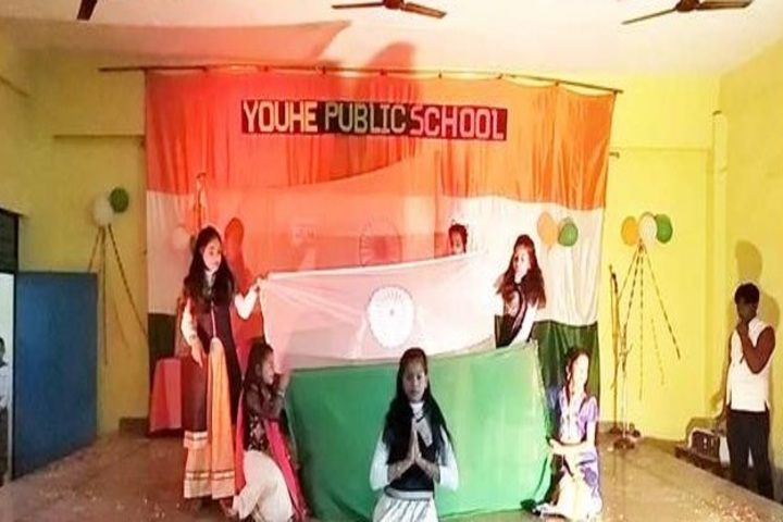 Youhe Public School-Republic Day